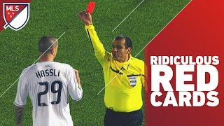 Video Most Ridiculous Red Cards in MLS MP3, 3GP, MP4, WEBM, AVI, FLV Desember 2018