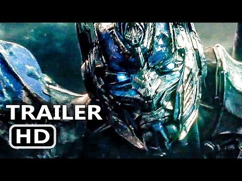 TRANSFORMERS 5 Official Trailer