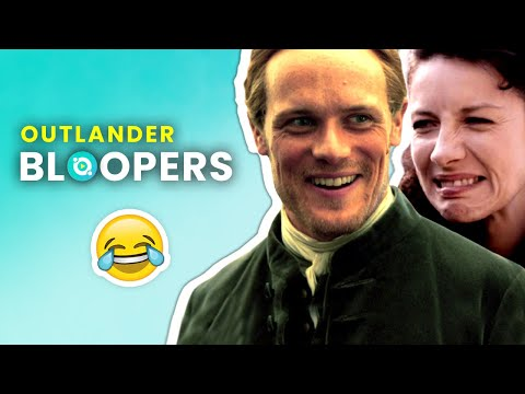 Outlander: Funniest Behind-the-scenes Moments & Bloopers |🍿OSSA Movies