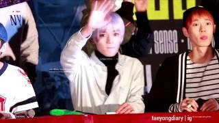 [ESPRESSIVO] 160426 NCT U TAEYONG @ Busan Fansigning Event