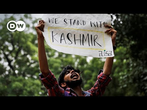 Kashmir dispute sparks protests in India and Pakistan