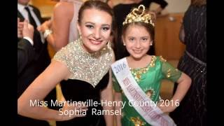 Collinsville (VA) United States  City pictures : Miss America Betty Cantrell in Martinsville Va