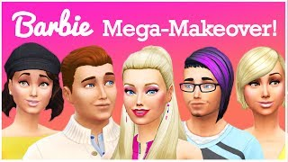 As requested I have given the entire Barbie fam a MEGA MAKEOVER! I hope you enjoy their latest looks!Check out my INSTAGRAM @deligracy, SNAPCHAT: deligracy and keep updated on TWITTER @deligracy TWITCH LIVE STREAMING http://www.twitch.tv/deligracy/ LIVE STREAM SCHEDULE HERE: https://www.speq.me/deligracyMy sister's channel is here! https://www.youtube.com/channel/UCnS7ggamtqddstpXZYnLJzgThank you for watching!—Want more videos? Subscribe here! https://www.youtube.com/channel/UC883IVbvcI7SPx8kffHjWxwLIVE STREAMING: https://www.twitch.tv/deligracyPOSTAL MAIL/ FAN MAILDeligracyPO BOX 238Red HillVIC, AUSTRALIA3937BUSINESS ENQUIRIES ONLY: hello@deligracy.comINSTAGRAM: @deligracyTWITTER: @deligracyProduction Music courtesy of Epidemic Sound: http://www.epidemicsound.comMy Headphones are by Lucid Sound, you can get them here: https://www.lucidsound.com/