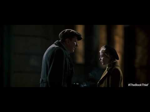 The Book Thief Clip 'Our Secret'