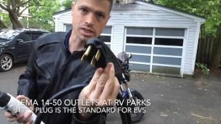 2016 ElMoto 4Corners - Prep - Motorcycle & Gear