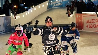 Red Bull Crashed Ice Quebec City