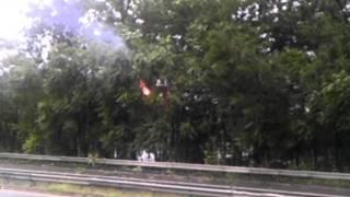 Transformer blast on route 9 framingham MA