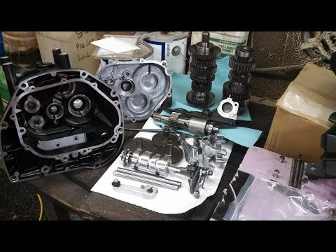 "BMW K1200LT Transmission Repair DIY Part 3 of 3 ""Rebuilding the Transmission"""