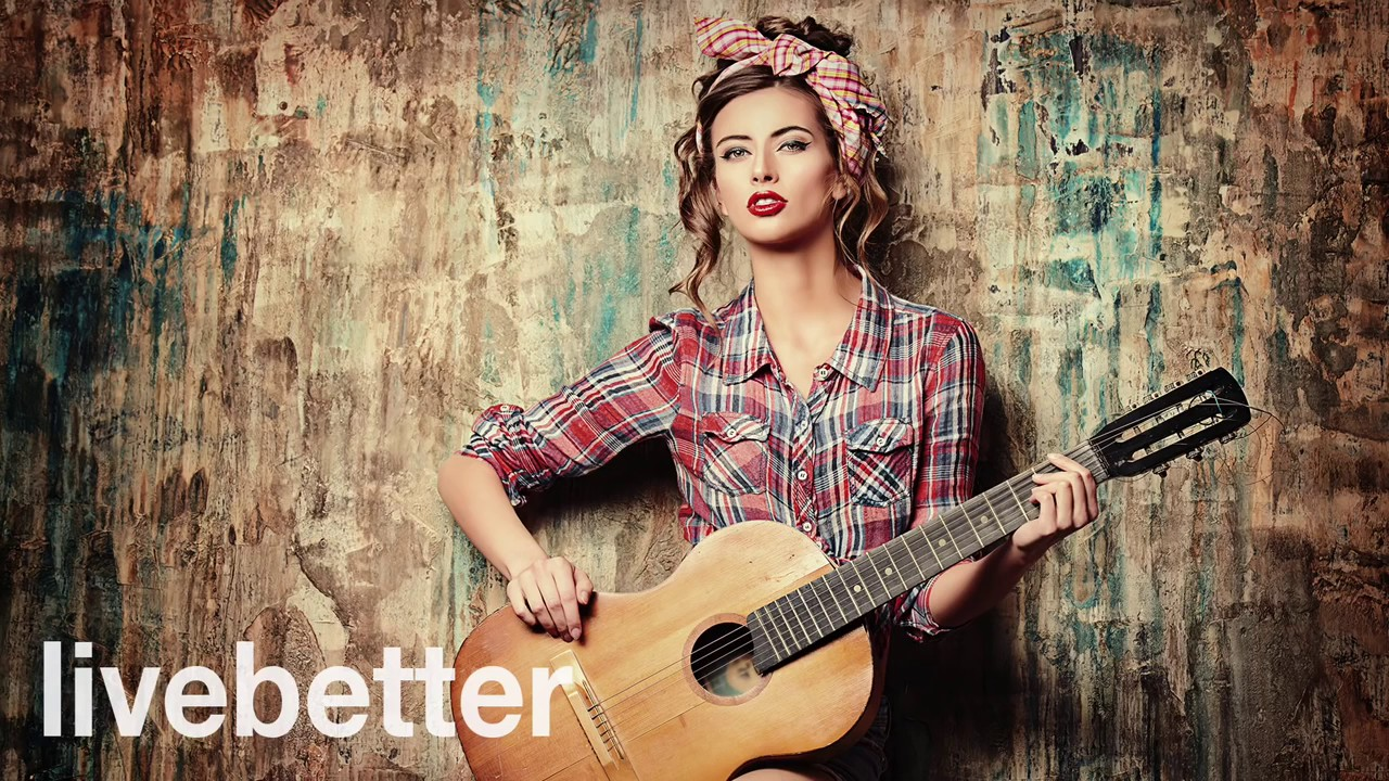 Positive and Relaxing Acoustic Guitar Music – Calming Instrumental Songs for Work, Study, Focus 2016