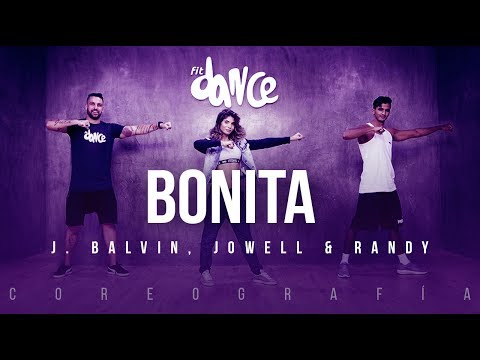 Video Bonita - J. Balvin, Jowell & Randy (Choreography) FitDance Life download in MP3, 3GP, MP4, WEBM, AVI, FLV January 2017