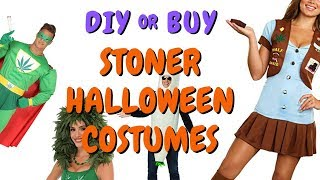 13 DIY or BUY Stoner Halloween Costumes 👻💨for Halloweed 🎃 by Chronic Crafter