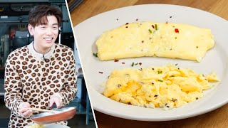 How To Make The Perfect Egg With Eric Nam • Tasty by Tasty