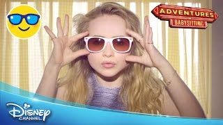 Adventures in Babysitting | BTS: Sabrina Carpenter in London | Official Disney Channel UK