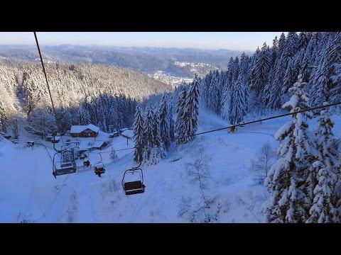 Skiarena Silbersattel Steinach 2016 - Impressionen