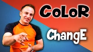 Color Change - Trucuri Pentru Incepatori Explicate Ora de Magie - locul nr 1 in Romania pentru trucuri, iluzii, scamatorii, escrocherii si multe altele  Episodul Anterior   https://www.youtube.com/watch?v=nWuAWvWR8_o Pagina OdM Facebook https://www.facebook.com/Orademagie Pagina Personala http://www.facebook.com/barbualexandru Episoade noi in fiecare zi de vineri / sambata https://www.youtube.com/OraDeMagie (Subscribe) Abonati-va la Ora de Magie pentru a vedea cele mai incredibile trucuri  http://www.youtube.com/subscription_center?add_user=OraDeMagie