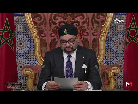 نص الخطاب الملكي بمناسبة الذكرى 43 للمسيرة الخضرا