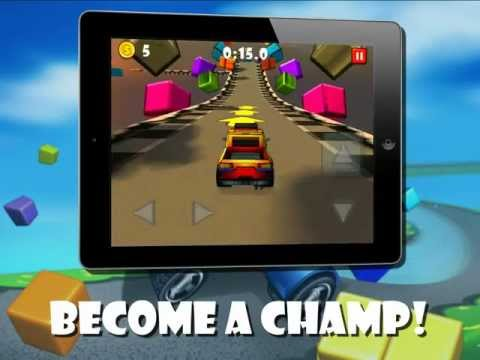 Video of Minicar Champion: Circuit Race