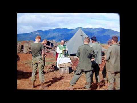 Army Chaplain Vietnam 25th infantry