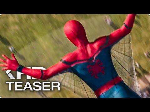 Spider-Man se vrací domů!