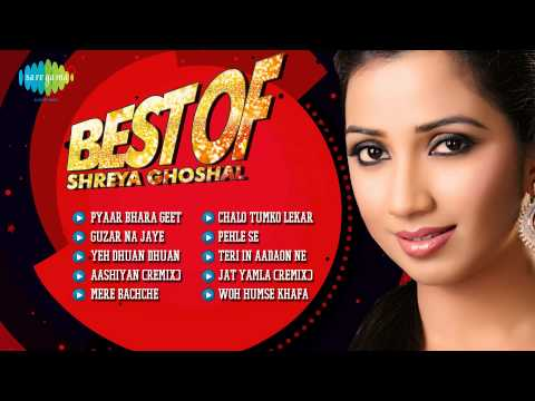 Best of Shreya Ghoshal- Hit Hindi Songs | Popular Hindi Songs