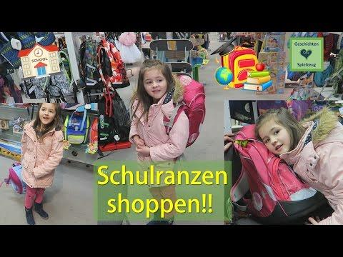 Ein Schulranzen für Ava 🎒 kommt mit shoppen! 💕 Geschichten und Spielzeug Kinderkanal