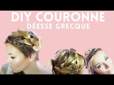 ✮ DIY ✮ Headband ✮ Couronne Déesse Grecque ✮ Greek Godess Crown | Caly Beauty
