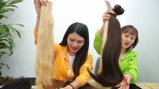 Whole Sale Price Weft Hair