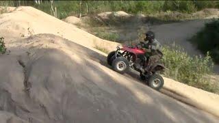 10. Honda TRX400EX Jumps