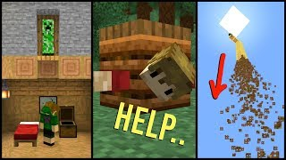 Video 50 Ways To Mess With Your Friends In Minecraft MP3, 3GP, MP4, WEBM, AVI, FLV September 2019