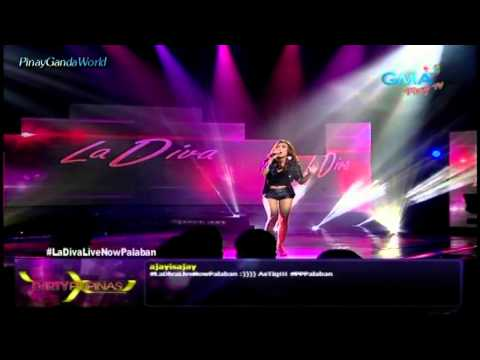 Diva) - STEREO - La Diva Live Now - Jonalyn Viray, Maricris Garcia, Aicelle Santos, Jay r, & Kris Lawrence.