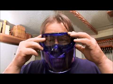 V90 Safety Goggles with Shield Review: NewWoodworker