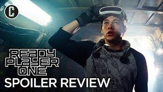 Video Ready Player One Spoiler Review MP3, 3GP, MP4, WEBM, AVI, FLV Juni 2018