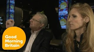 Video Debate Between Jerry Springer and Ann Coulter Turns Nasty | Good Morning Britain MP3, 3GP, MP4, WEBM, AVI, FLV Juli 2018