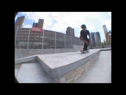Tribeca Skate Park Montage