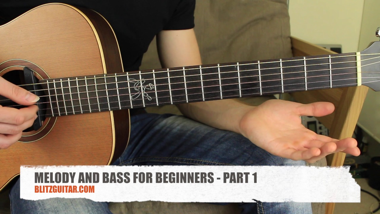 #1 The Godfather | Fingerstyle Guitar Lesson for Beginners. Fingerstyle tutorial