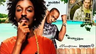 K'naan In Jamaica ft . Buckshot (NEW)