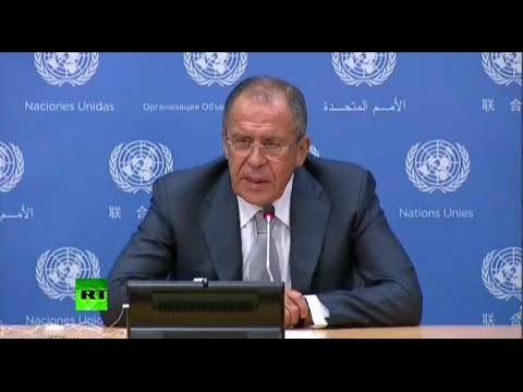 Lavrov on Ukraine and European Security Crisis