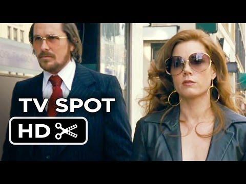 American Hustle TV SPOT - Biggest Hustle (2013) - Jennifer Lawrence Movie HD