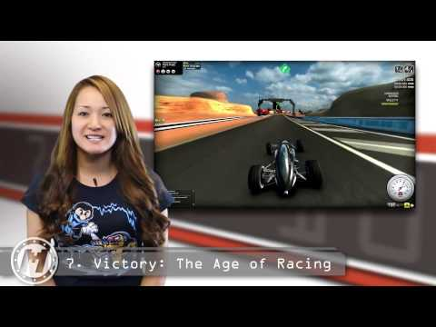 Top 10 Free MMO Racing Games   MMO Attack's Top 10