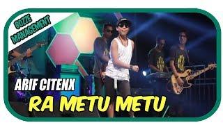 RA METU METU - ARIF CITENX [ OFFICIAL MUSIC VIDEO ]