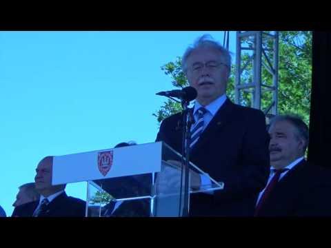 Rádió P - Dr. Fodor Tamás ünnepi beszéde