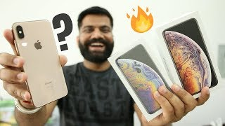 iPhone Xs Max Unboxing & First Look + GIVEAWAY 🔥🔥🔥