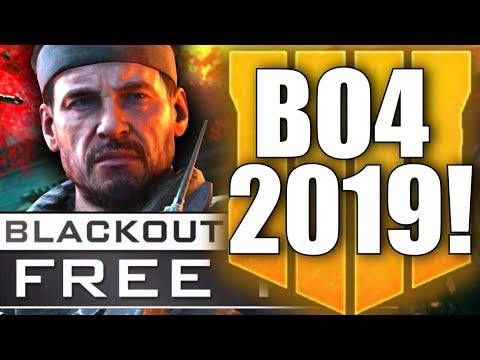 NEW BLACK OPS 4 2019 UPDATE! Multiplayer & Zombies Changes, FREE Blackout Coming! (Patch Notes)