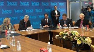 Izvještajni Sabor HNS-a održat će se 28. siječnja u Mostaru.