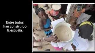 La vida de un niño en Guinea con todas las dificultades que tienen para poder acceder a la educación.SU SUEÑO UNA ESCUELA.Gracias al esfuerzo de un ...