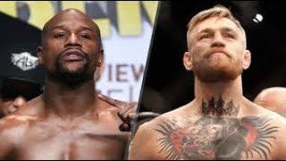 "Conor vs Floyd ""Who I think is going to win"""