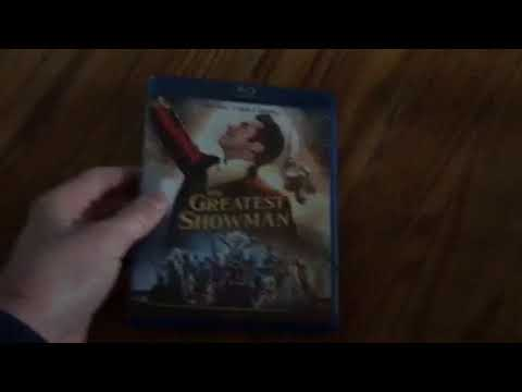 The Greatest Showman 2017 Blu-Ray Overview