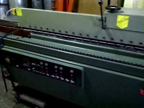 1988 Holz Her 1434 Edgebander CMS#3370