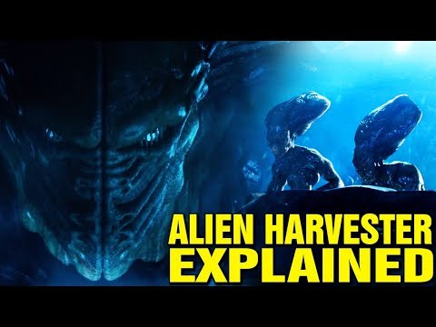 ALIEN: LOCUST HARVESTER EXPLAINED - WHAT ARE THE ALIENS FROM INDEPENDENCE DAY?