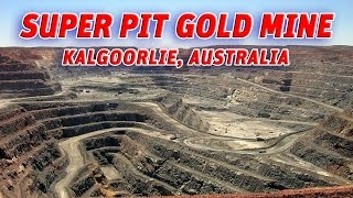 Kalgoorlie Australia  city photo : The Giant Holes: Super Pit gold mine, Kalgoorlie-Australia #Vendora